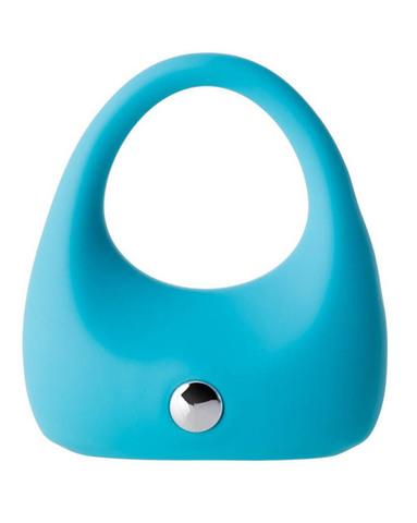 Эрекционное силиконовое кольцо TOYFA A-Toys (2,7 х 5,4 см)