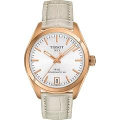 Женские часы Tissot T101.207.36.031.00 PR 100 Powermatic 80 Lady