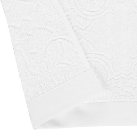 Набор полотенец 3 шт Roberto Cavalli Logo белый
