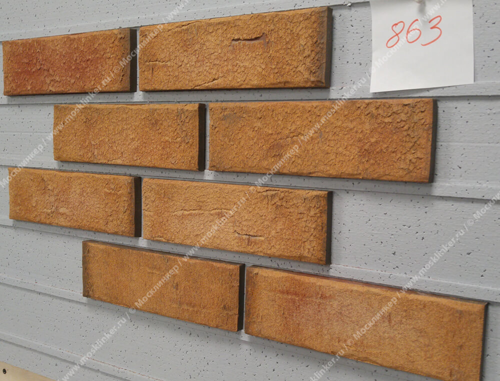 Roben - Aarhus, rot bunt, NF14, 240x14x71 - Клинкерная плитка для фасада и внутренней отделки
