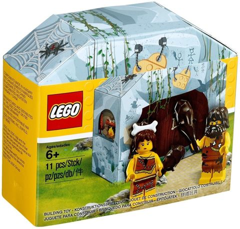 LEGO: Пещерные люди 5004936 — Iconic Cave 6194786
