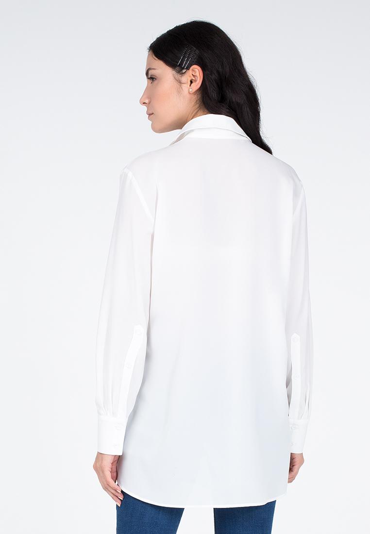 Блузка White Satin