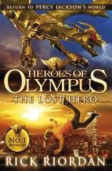 Lost Hero Heroes Olympus Book 1