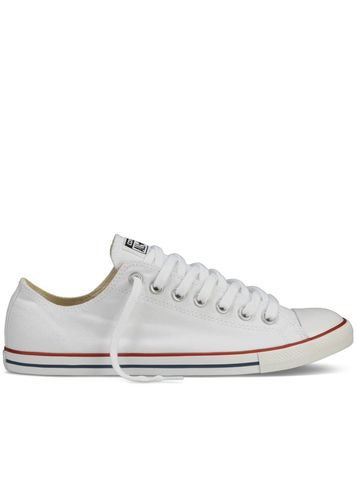 CHUCK TAYLOR ALL STAR SLIM БЕЛЫЕ НИЗКИЕ