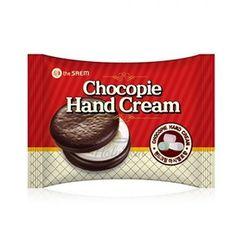 СМ Hand C Крем для рук Chocopie Hand Cream Marshmallow 35мл