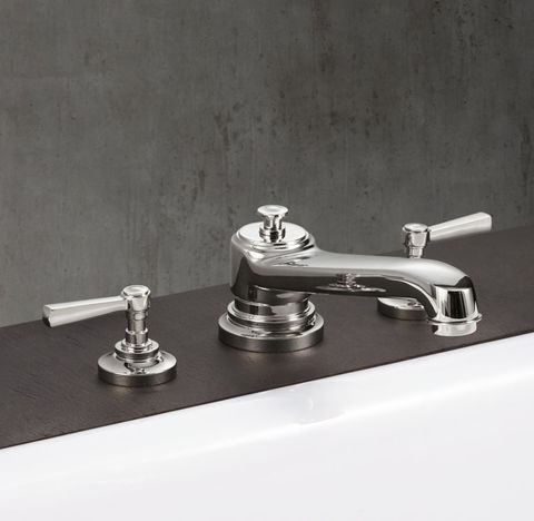 Grafton Lever-Handle Deck-Mount Tub Fill