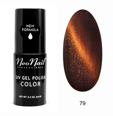 NeoNail Гель-лак UV 6ml Кошачий глаз №79-1 №5106-1