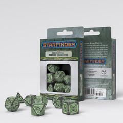 Starfinder Against the Aeon Throne Dice Set (7)