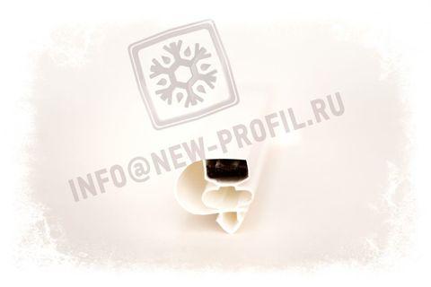Уплотнительный профиль_004 (тип Е1) для холодильного оборудования.