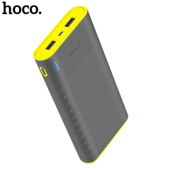 Внешний аккумулятор Hoco B31 20000 mAh Серый