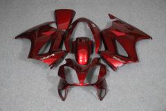 Комплект пластика для мотоцикла Honda VFR800 02-12 Красный