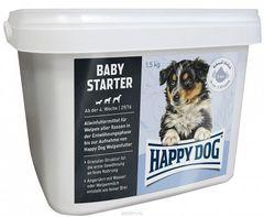 Первый прикорм для щенков Happy Dog Baby Starter