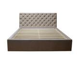 Кровать Венеция, реечное основание, обивка ткань