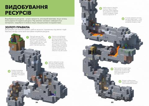 Minecraft Довідник Дослідника