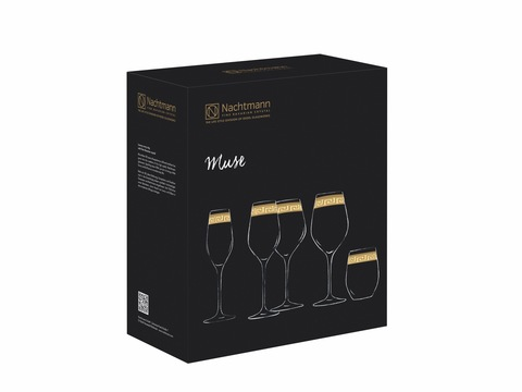 Muse Champagne  Set 2