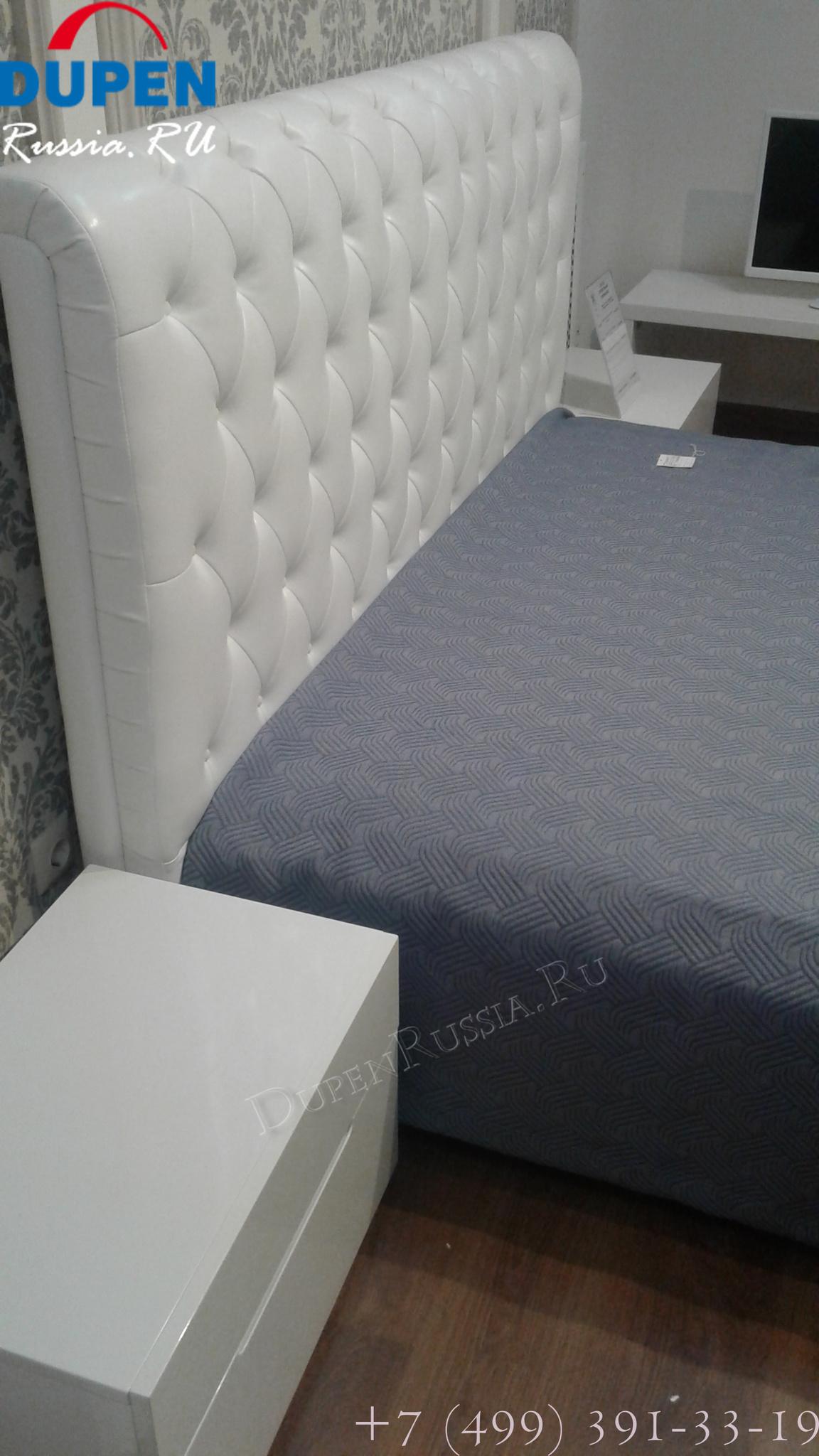 Кровать Dupen (Дюпен) 629 ADRIANA
