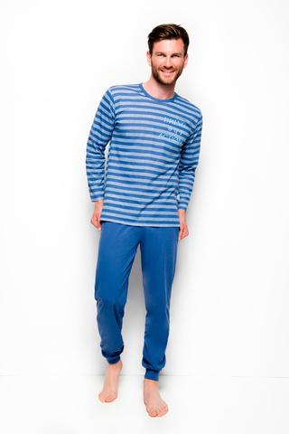Мужская пижама 8W Max 374-372 Blue Taro