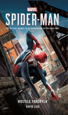 Kitab Marvel's SPIDER-MAN: Hostile Takeover   David Liss