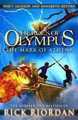 Mark of Athena Heroes Olympus 3