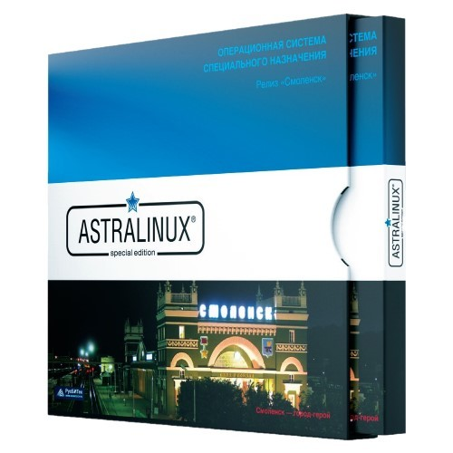 Astra Linux Special Edition релиз Смоленск 1.6