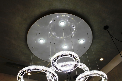 cristal chandelier 10-46 ( Cristasllino )