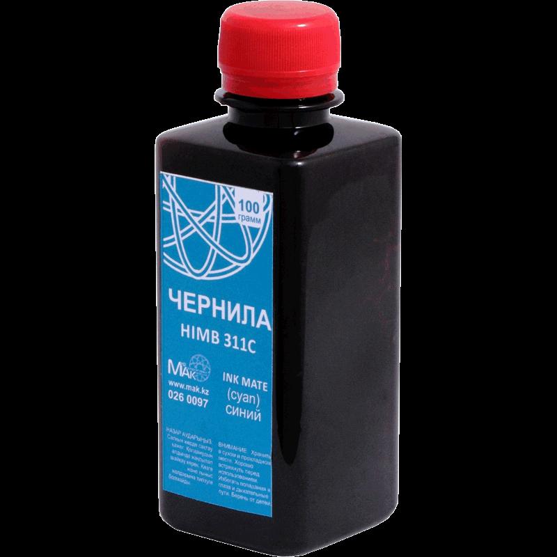 INK MATE HIMB-311C, 100г, голубой (cyan)