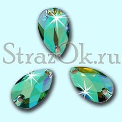 Drope Emerald AB Пришивные акриловые стразы купить в интернет магазине Strazok.ru