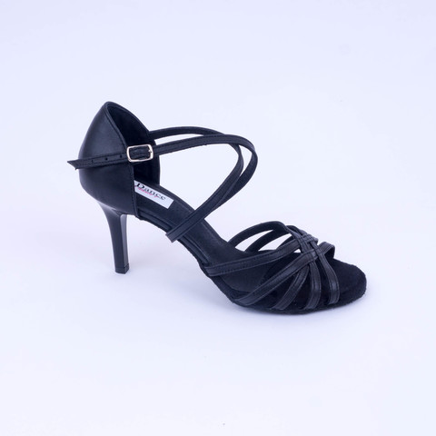 Туфли для латины арт.La06bk7