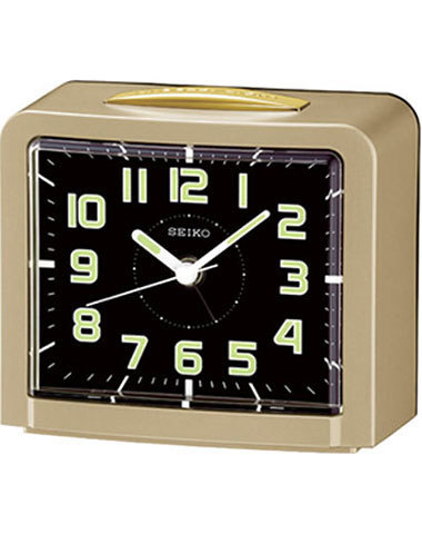 Настольные часы-будильник Seiko QHK015GN