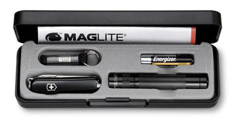 Набор нож Victorinox и фонарь Maglite (4.4013.3)