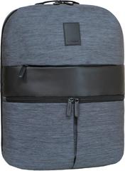 Рюкзак для ноутбука Bagland Square 13 л. Чёрный (00910774)