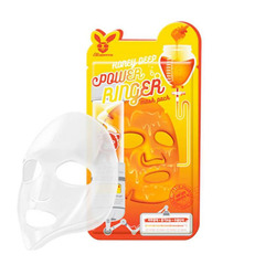 Elizavecca Honey Deep Power Ringer Mask Pack - Тканевая маска для лица с экстрактом меда
