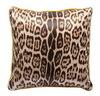 Элитная подушка декоративная Venezia бордовая от Roberto Cavalli