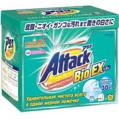 Стиральный порошок BioEX, Attack, Концентрат, 1 кг