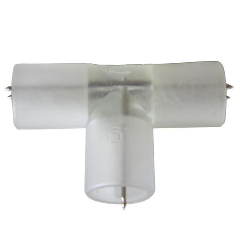 Переходник разветвитель для дюралайта на три разьема три шнура шланга светодиодного LED