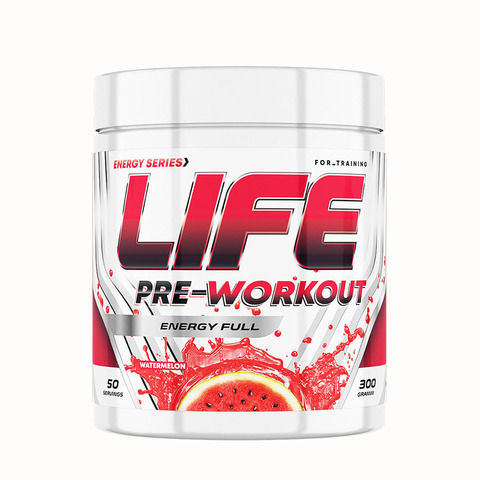 Life Pre-Workout 300g