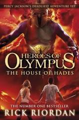 House of Hades Heroes Olympus 4