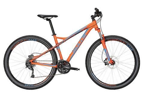 Bulls Sharptail 29 (2015) оранжевый с голубым