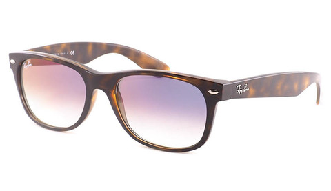 New Wayfarer RB 2132 710/S5 Flash Lenses