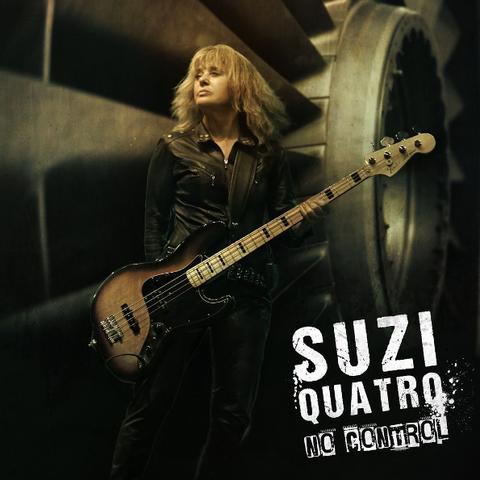 Suzi Quatro / No Control (Coloured Vinyl)(2LP+CD)