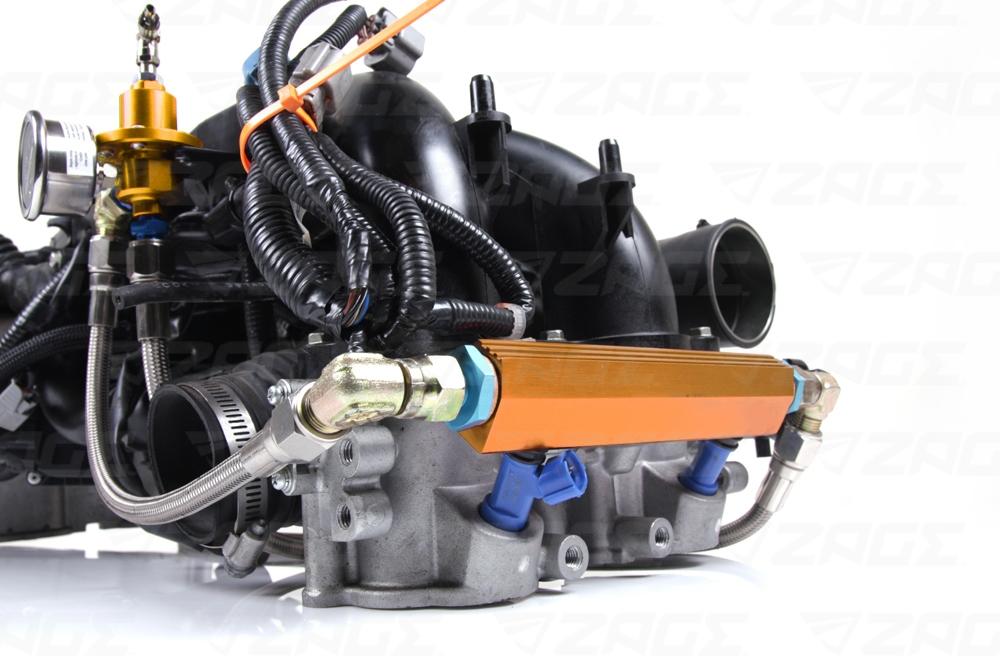 Топливная рейка Subaru Impreza WRX