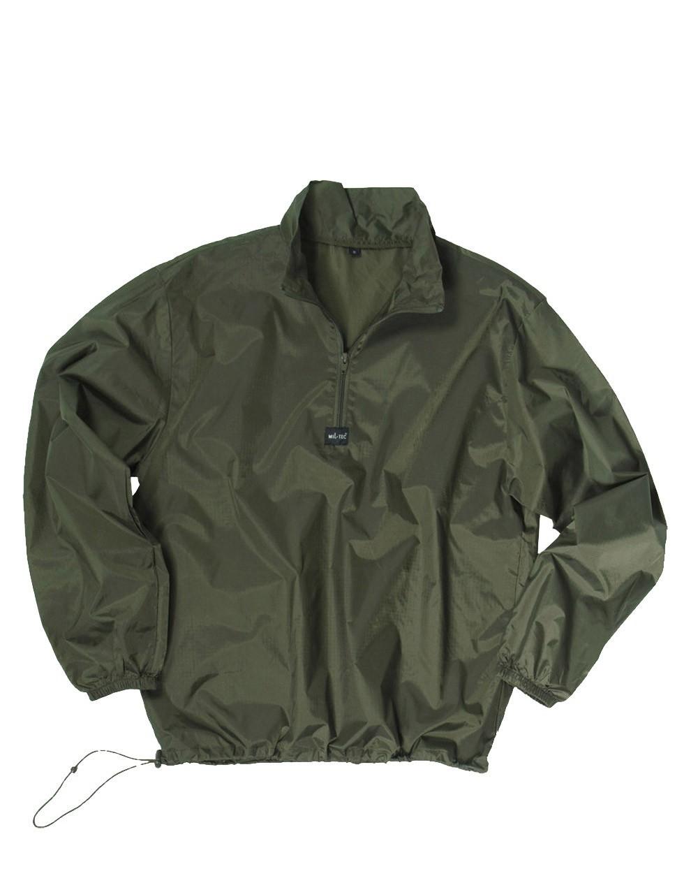 Куртка ветровка Mil-Tec - Windshirt (олива - olive)