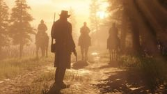 Xbox One Red Dead Redemption 2 (русские субтитры)