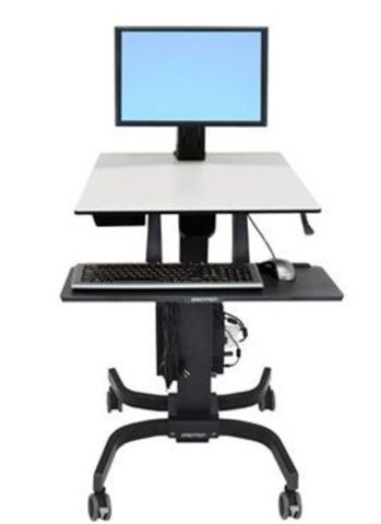 Мобильное рабочее место для монитора до 24