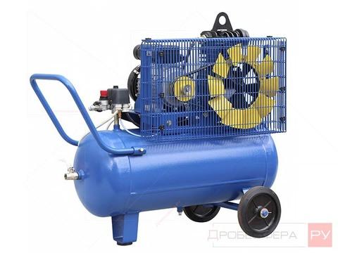 Поршневой компрессор АСО К12