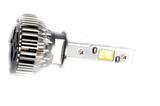 LED лампы головного света C-3 H1, (встроенный радиатор с вентилятором) комп.