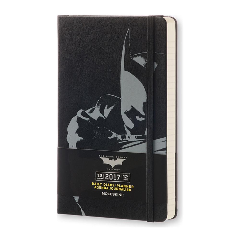 Ежедневник Moleskine Batman, цвет черный