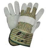 Перчатки SPLIT MASTER комбинированные спилковые (Nitras)