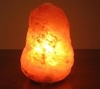 Пары солевой лампы благотворно влияют на организм человека, они спо...