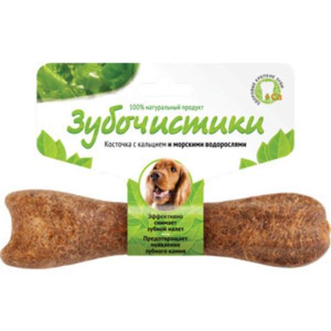 Деревенские лакомства Зубочистки авокадо для собак средних пород со вкусом морских водорослей 95г